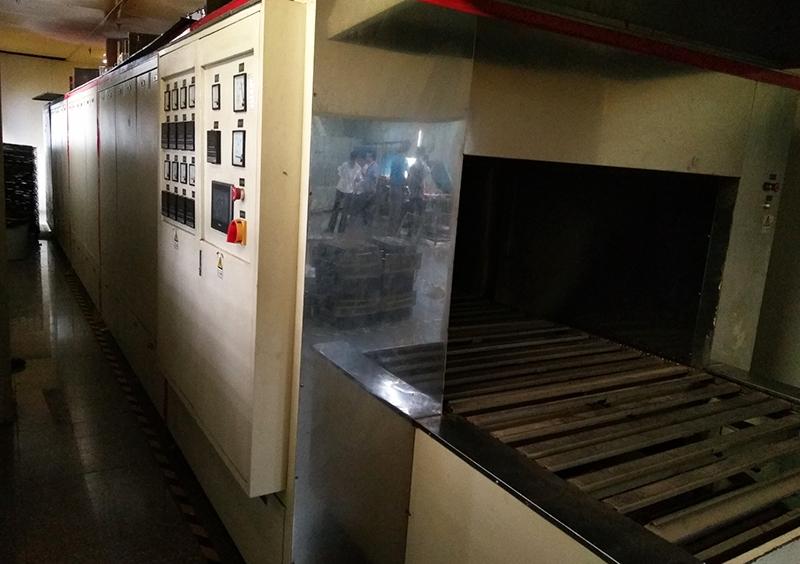 隧道式烤炉