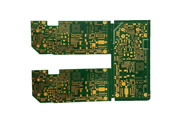 多層沉金電路板