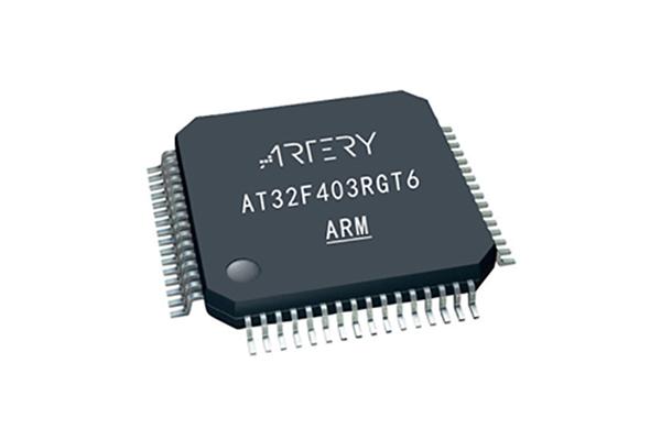 雅特力CPU